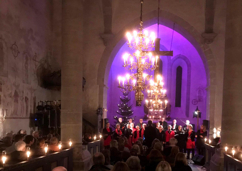 Kören julkonsert