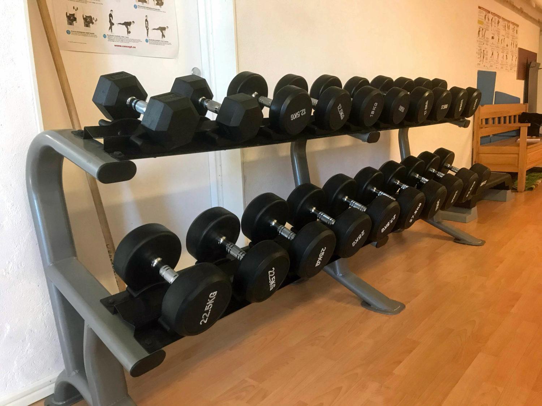 Kraftkällan gym